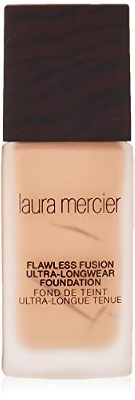 バースキャップ感嘆Laura Mercier Flawless Fusion Ultra-Longwear Foundation - Cashew 1oz (29ml)