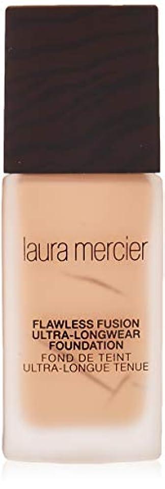 サークルメダリスト状態Laura Mercier Flawless Fusion Ultra-Longwear Foundation - Cashew 1oz (29ml)