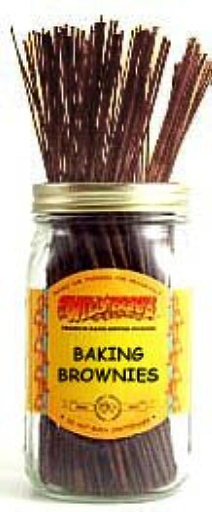 作業不定販売員Baking Brownies – 100ワイルドベリーIncense Sticks