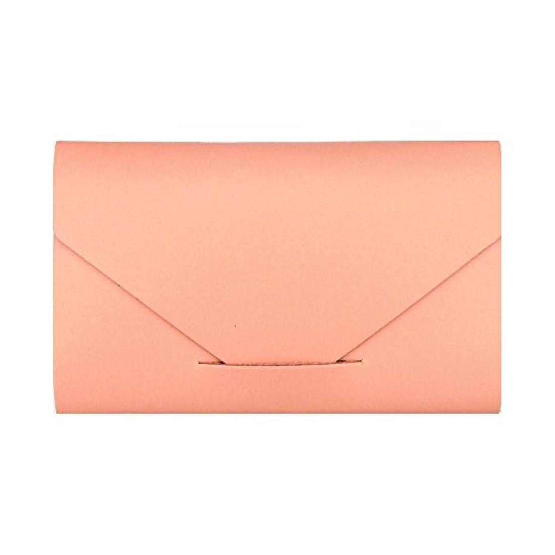人種生命体としてMODERN AGE TOKYO 2 カードケース(サシェ3種入) ピンク PINK CARD CASE モダンエイジトウキョウツー