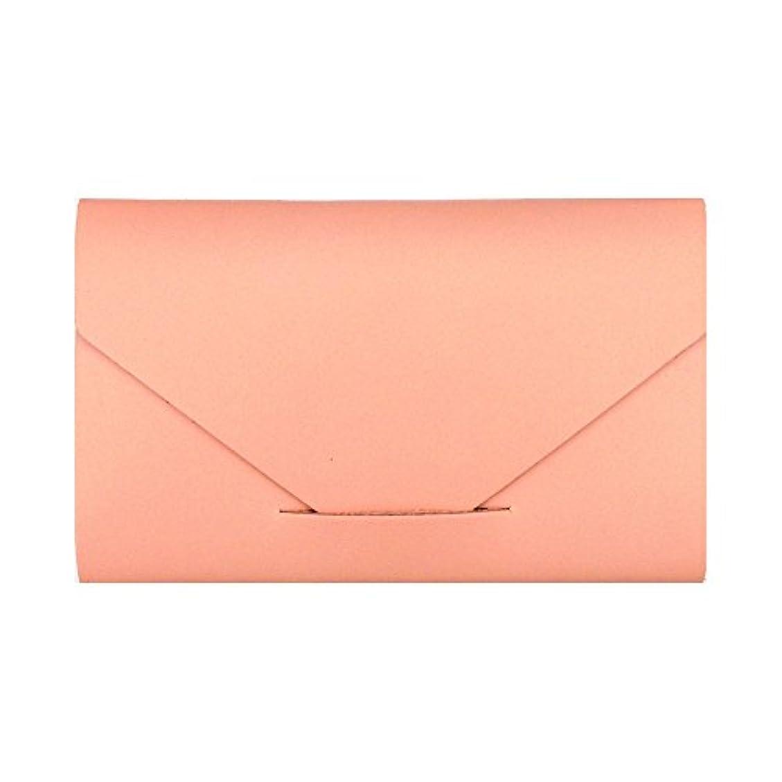 練習構造的ゆりMODERN AGE TOKYO 2 カードケース(サシェ3種入) ピンク PINK CARD CASE モダンエイジトウキョウツー