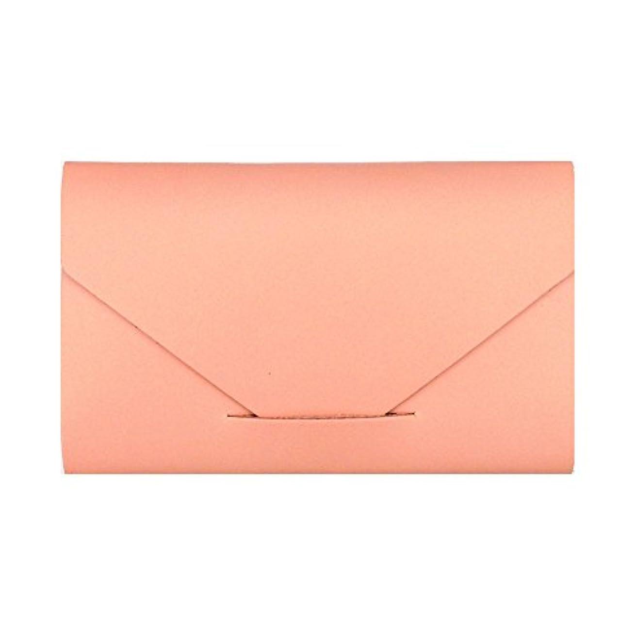 磁器解釈鉛筆MODERN AGE TOKYO 2 カードケース(サシェ3種入) ピンク PINK CARD CASE モダンエイジトウキョウツー