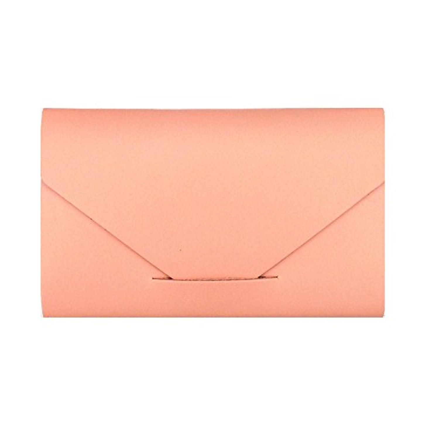 抗議家族拮抗するMODERN AGE TOKYO 2 カードケース(サシェ3種入) ピンク PINK CARD CASE モダンエイジトウキョウツー