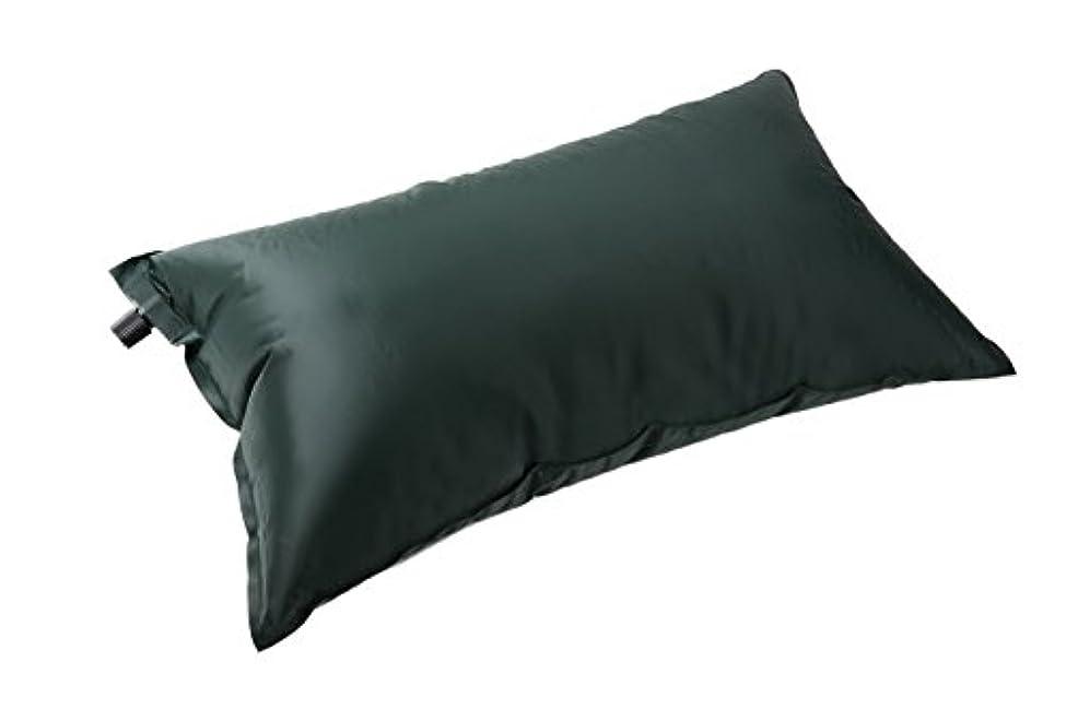 慢性的二年生の【FOREST GEAR】インフレーターピロー 自動膨張マクラ キャンプ 旅行 枕 携帯枕 マクラ