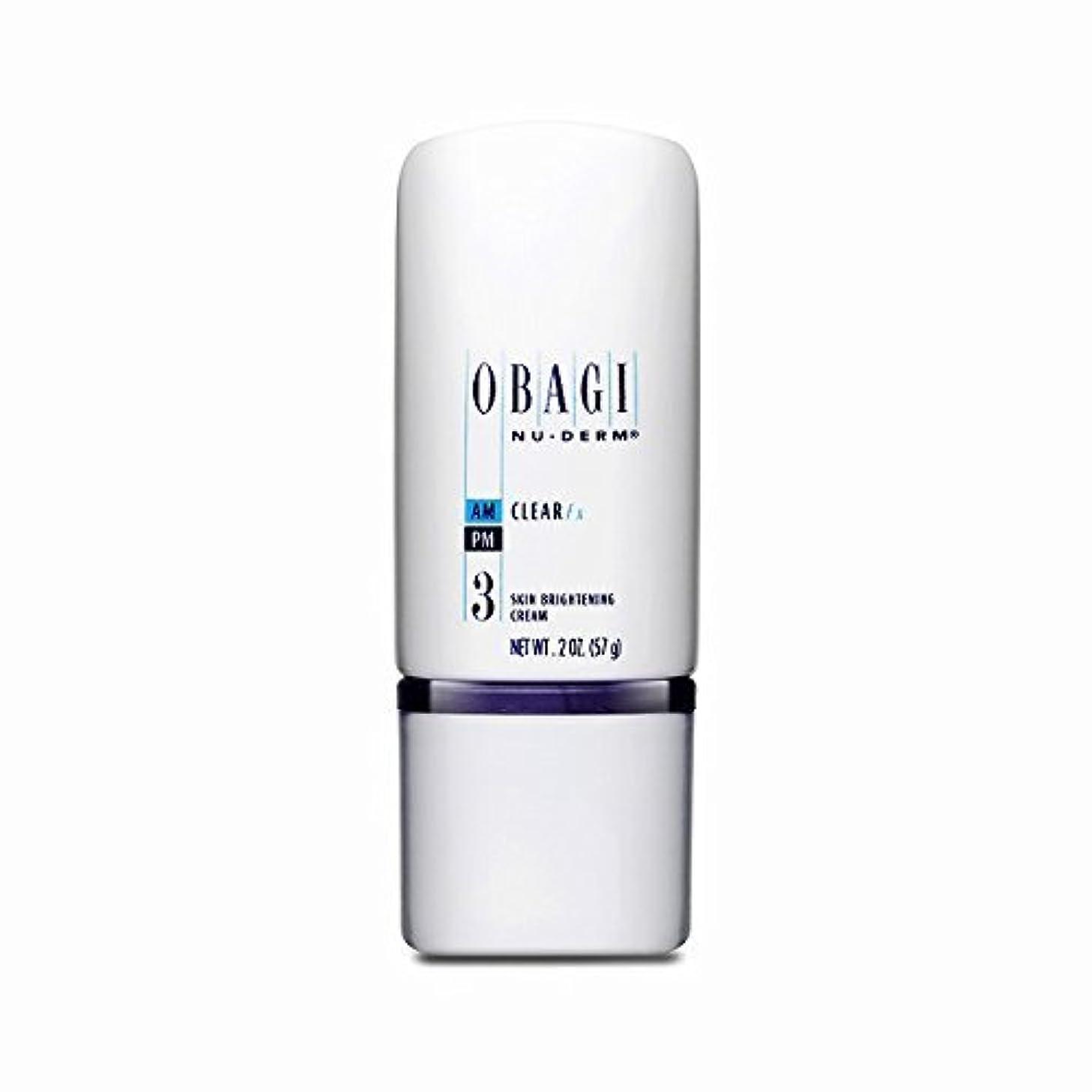 低い静脈ラブオバジ(Obagi) ニューダーム クリア FX #3 57g/0.2oz[並行輸入品]