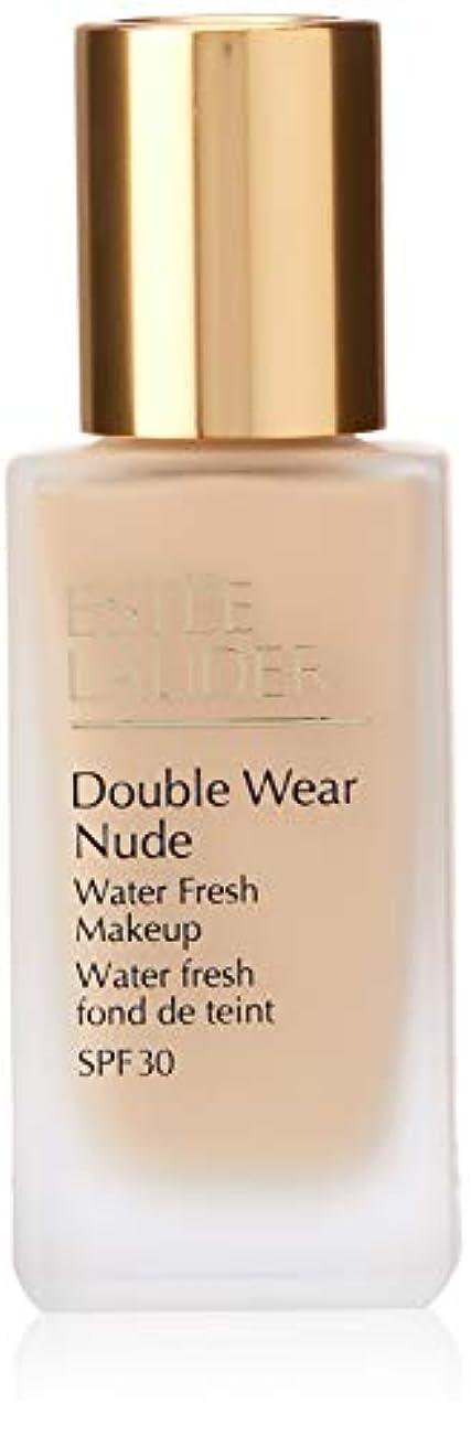 コアより良い友だちエスティローダー Double Wear Nude Water Fresh Makeup SPF 30 - # 1W2 Sand 30ml/1oz並行輸入品