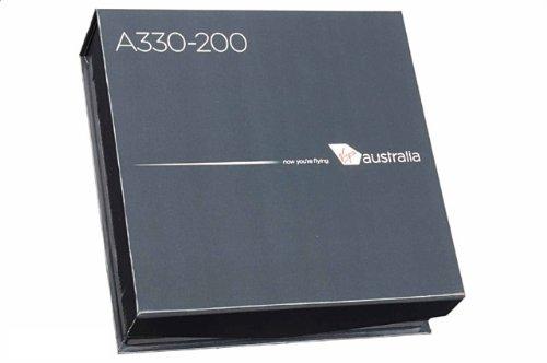 """1:400 ドラゴンモデルズ 56349 エアバス A330-200 ダイキャスト モデル バージン Australia VH-XFA """"Cottesloe Beach""""【並行輸入品】"""