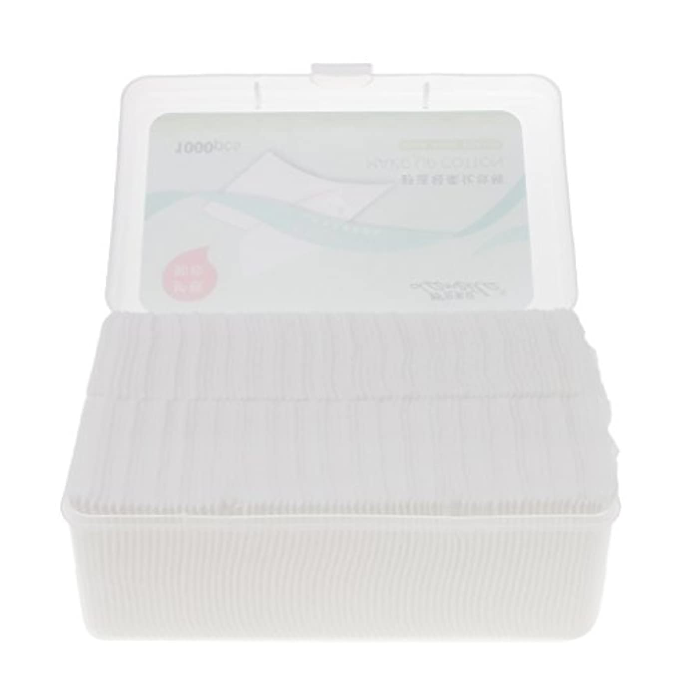 モードリンゴールニックネーム1000xソフトメイクリムーバーコットンパッド化粧品パフの顔の爪の拭き掃除