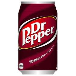 コカコーラ ドクターペッパー 350ml缶×24本入×(2ケース)