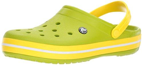[クロックス] クロッグ クロックバンド™ クロッグ 11016 Volt green/Lemon US M11(29 cm)