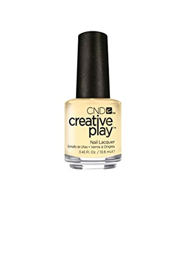 ビヨン軍隊覗くCND Creative Play Lacquer - Bananas for You - 0.46oz / 13.6ml