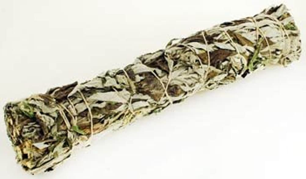 野なリア王リア王LargeブラックセージSmudge Stick