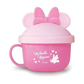 ミニーマウス ベビーフードカップ