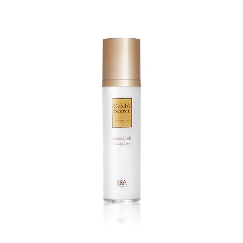 自我潜む潜むBigBang Top [K cosmetic][K beauty] Celeb's-Secret HydraCode Cleansing Lotion 130ml