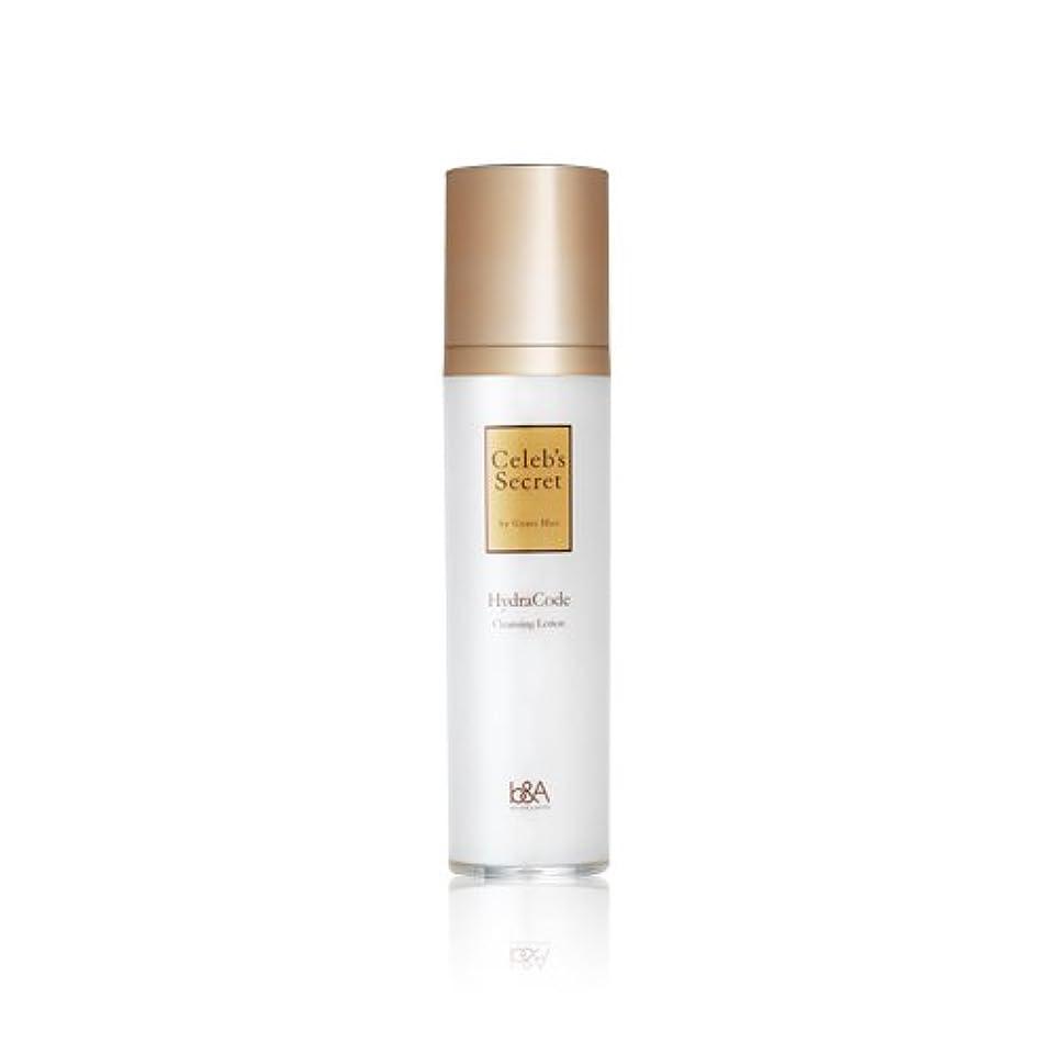 飢え描写十BigBang Top [K cosmetic][K beauty] Celeb's-Secret HydraCode Cleansing Lotion 130ml