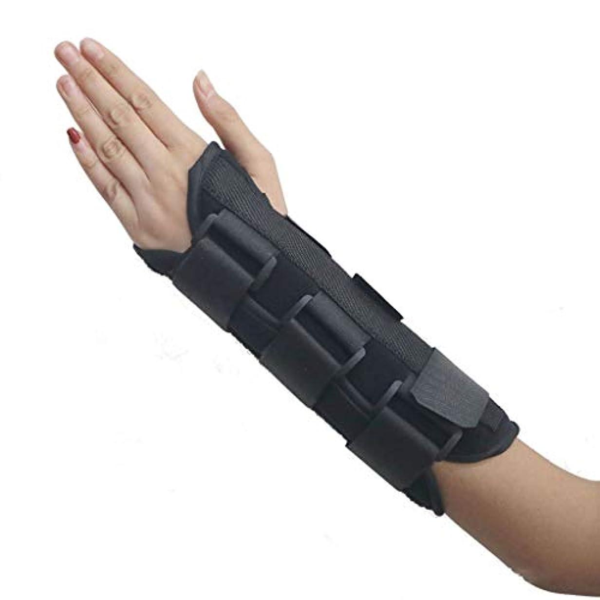 ロゴマイクロフォン文句を言う指関節炎外反母趾矯正親指手首の傷回復回復スプリント、指セパレーター手矯正手根管、関節痛緩和矯正器,Righthand,M