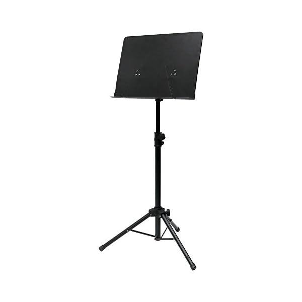 KC 譜面台 穴無し オーケストラタイプ M-300Nの商品画像