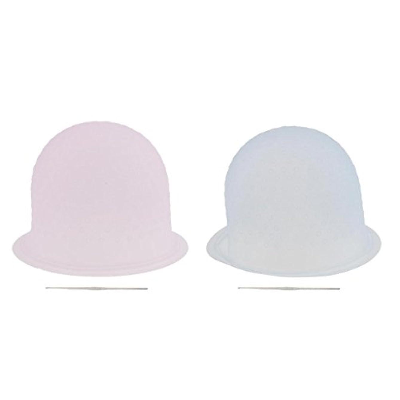 上記の頭と肩あいにく句Toygogo 2組の金属のホックが付いている染料の毛の着色の曇らしている帽子の帽子を強調する専門の再使用可能な大広間