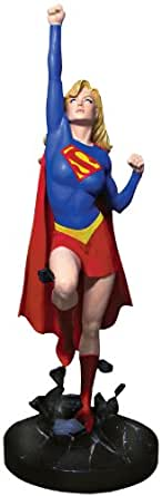 Cover Girls Of The DC Universe - Statue: Supergirl (By Adam Hughes)