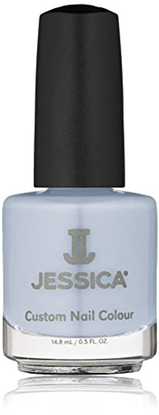 通知礼儀乙女Jessica Nail Lacquer - Periwinkle Bliss - 15ml/0.5oz