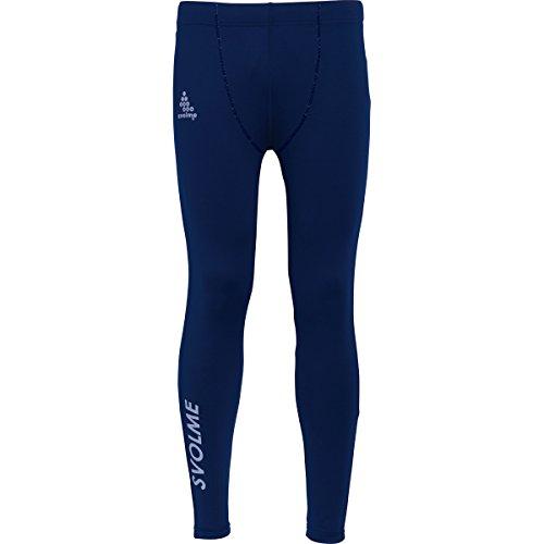 [해외]SVOLME RUNNING (스 보루 메 달리기) 기모 속옷 롱 스패츠 173-48503/SVOLME RUNNING (Svolva Running) Brushed Inner Long Spats 173 - 48503
