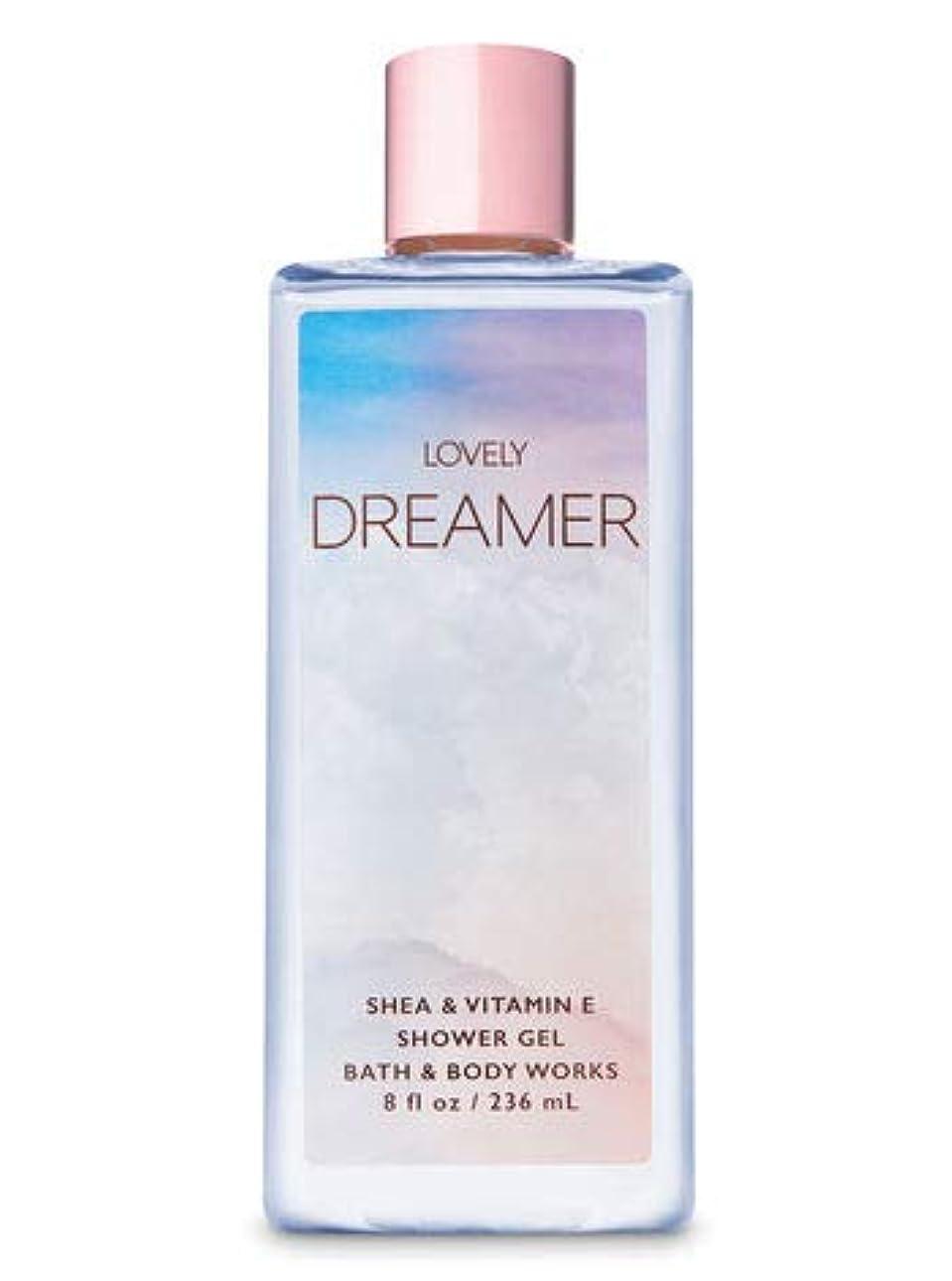 修道院スラッシュ故意の【Bath&Body Works/バス&ボディワークス】 シャワージェル ラブリードリーマー Shower Gel Lovely Dreamer 10 fl oz / 295 mL [並行輸入品]