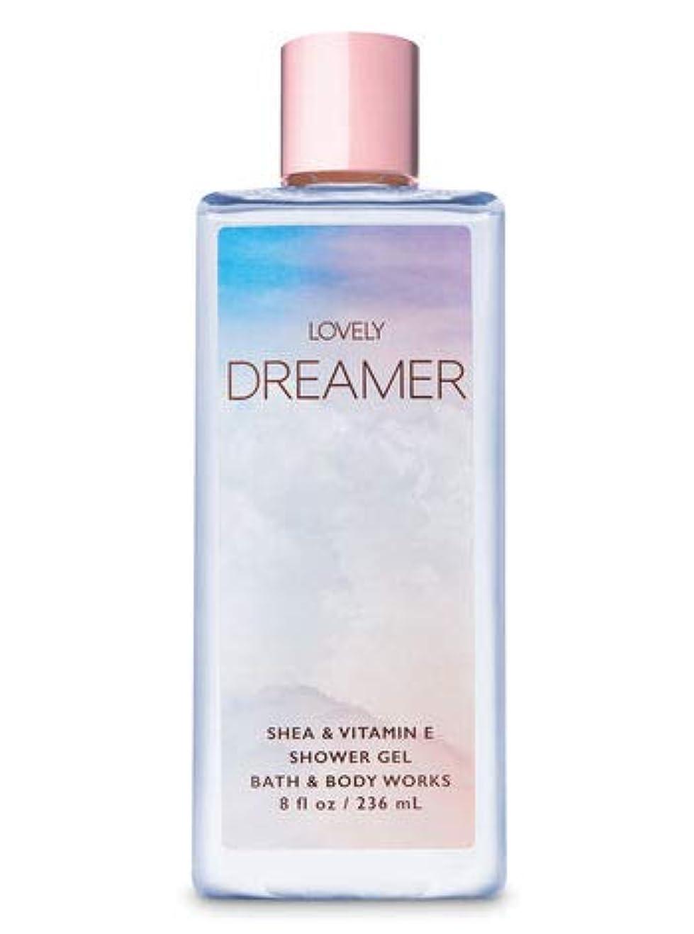 笑繰り返し山積みの【Bath&Body Works/バス&ボディワークス】 シャワージェル ラブリードリーマー Shower Gel Lovely Dreamer 10 fl oz / 295 mL [並行輸入品]