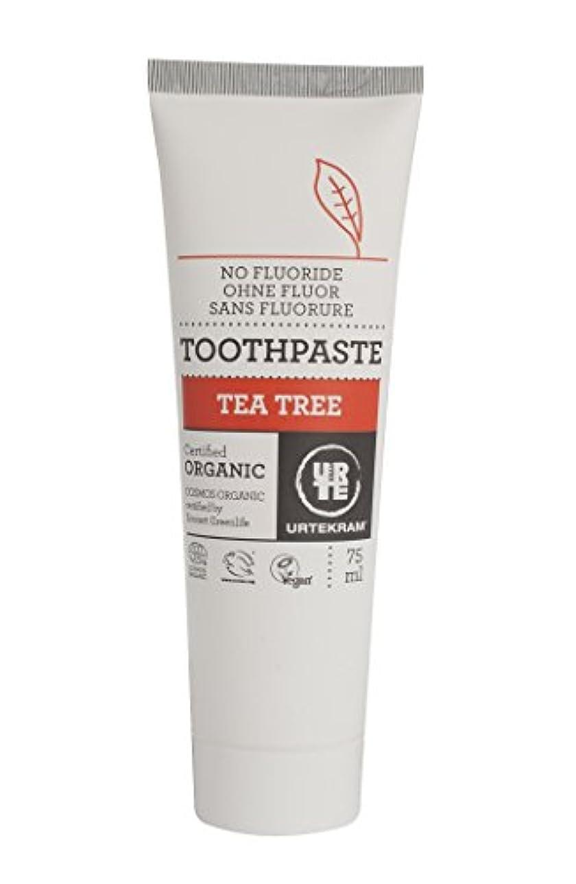ウルテクラム ティートリー 歯磨き75ml