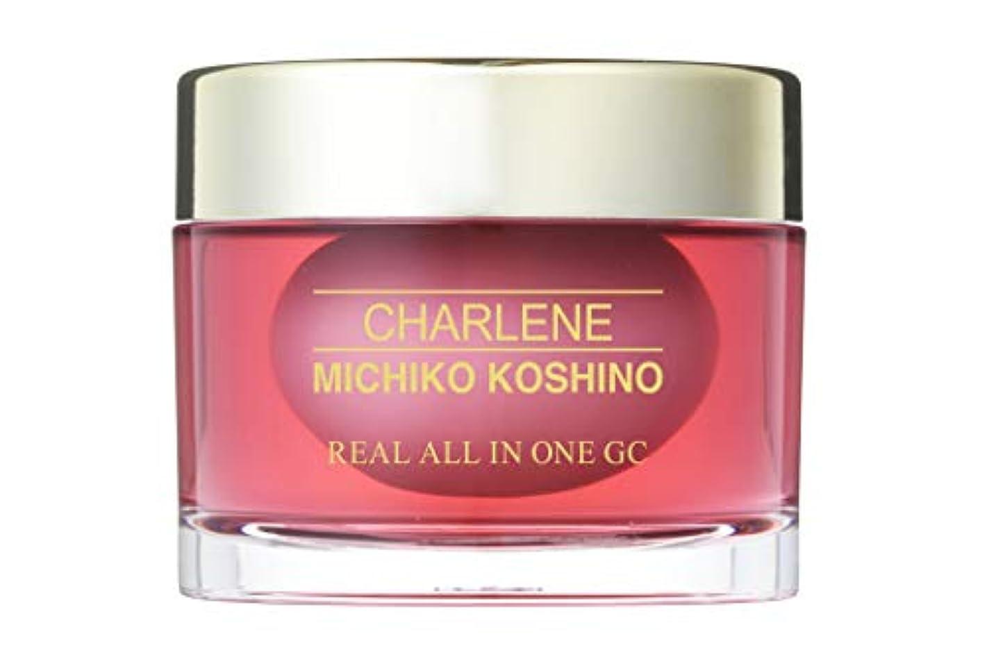 シャルーヌ化粧品 オールインワンジェルクリーム 95g(約2ヶ月分) / 美容成分全130種類 / ヒアルロン酸?コラーゲン?プラセンタ配合