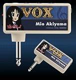 VOX amPlug × けいおん [Mio AKiyama] model