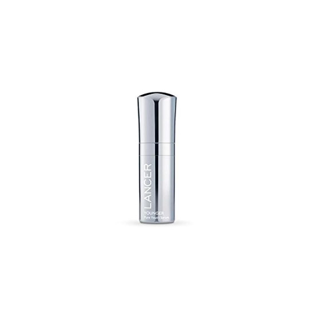 破滅的な倒錯かるランサースキンケア若い純粋な青年血清(30ミリリットル) x4 - Lancer Skincare Younger Pure Youth Serum (30ml) (Pack of 4) [並行輸入品]