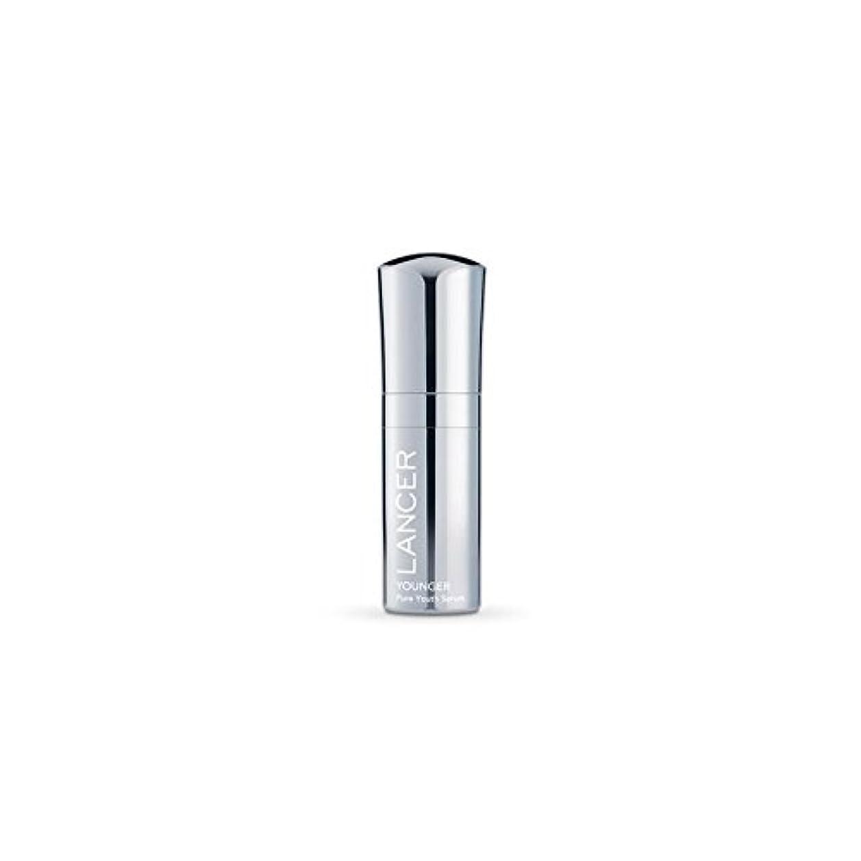 コントローラネクタイ磁気Lancer Skincare Younger Pure Youth Serum (30ml) (Pack of 6) - ランサースキンケア若い純粋な青年血清(30ミリリットル) x6 [並行輸入品]