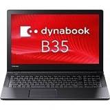 東芝 Dynabook PB35YFAD4RDAD81 Windows7 Pro 32/64Bit Corei3 4GB 500GB DVDスーパーマルチ 高速無線LAN IEEE802.11a/b/g/n+ac Bluetooth 10キー付キーボード 15.6型 液晶搭載ノートパソコン Windows10 Pro 64bit リカバリメディア付でOS入替可 (Office なし)