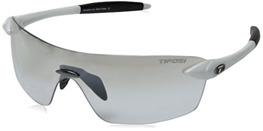 通路滅多薬局Tifosi(ティフォージ) Vogel2.0 ヴォ―ゲル2.0 パールホワイト Single Lens TF1160401180