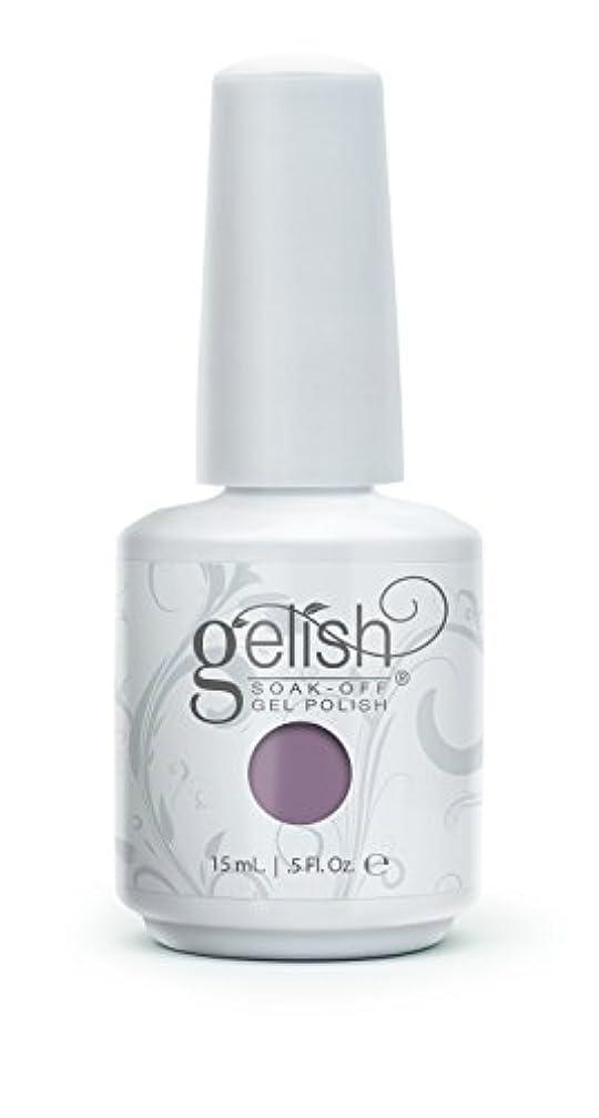 酔って火炎食料品店Harmony Gelish Gel Polish - I Or-chid You Not - 0.5oz / 15ml