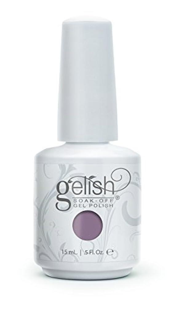与える栄光ディーラーHarmony Gelish Gel Polish - I Or-chid You Not - 0.5oz / 15ml
