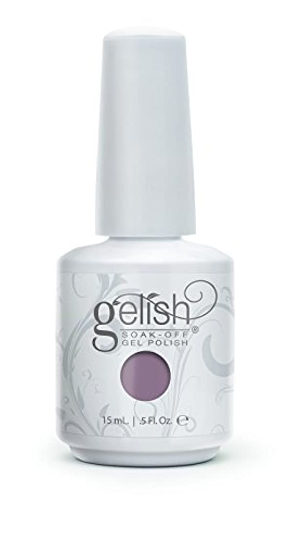 番目膿瘍職業Harmony Gelish Gel Polish - I Or-chid You Not - 0.5oz / 15ml