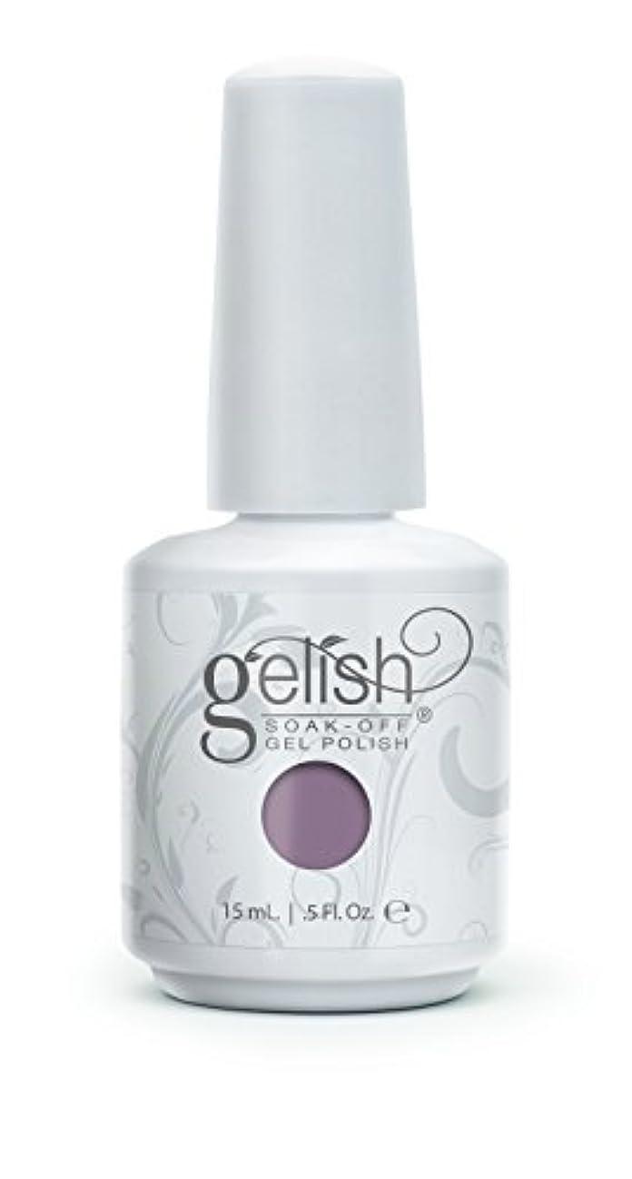 階七時半切手Harmony Gelish Gel Polish - I Or-chid You Not - 0.5oz / 15ml