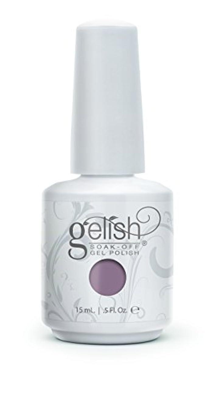 電子葉巻乳製品Harmony Gelish Gel Polish - I Or-chid You Not - 0.5oz / 15ml