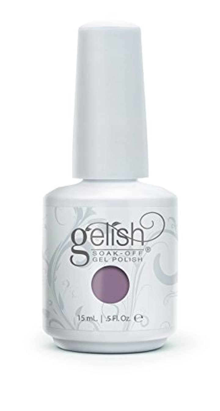 段落赤ちゃん外国人Harmony Gelish Gel Polish - I Or-chid You Not - 0.5oz / 15ml
