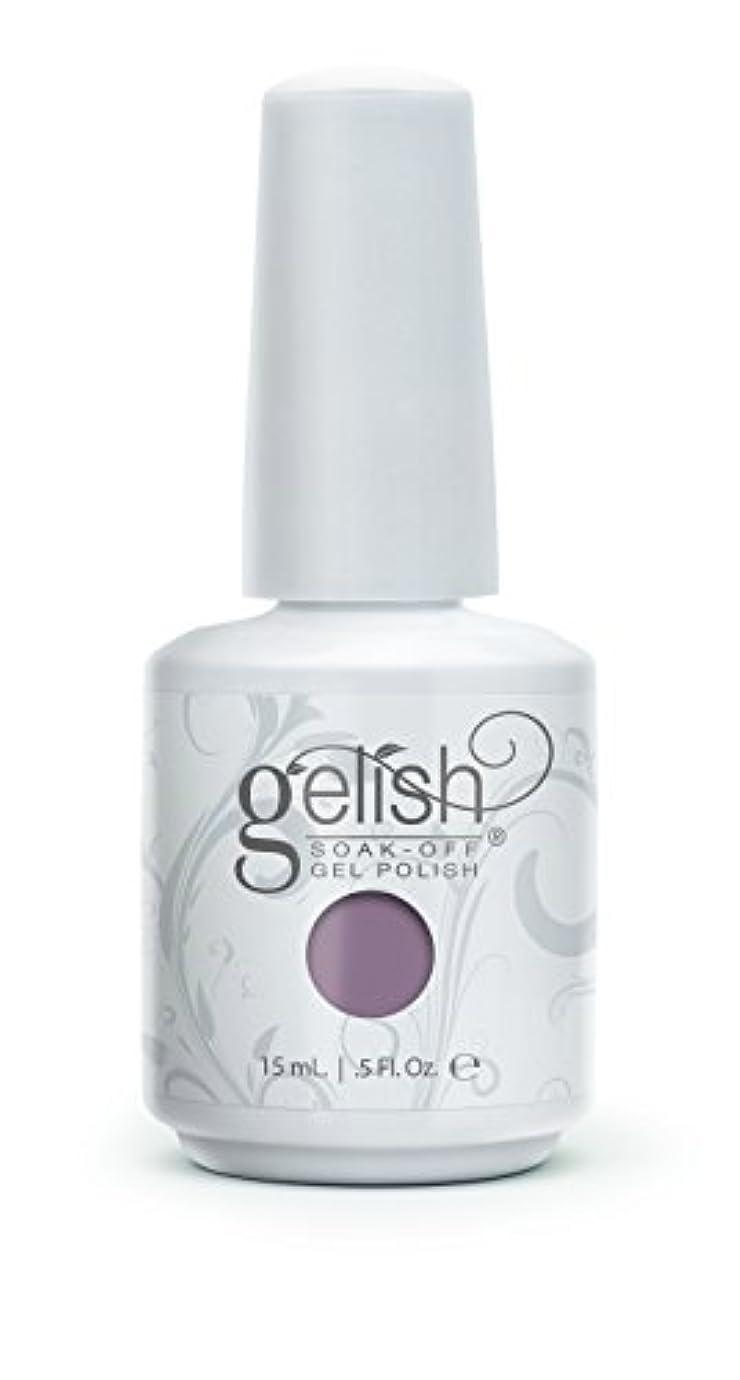 作曲する顧問驚いたことにHarmony Gelish Gel Polish - I Or-chid You Not - 0.5oz / 15ml