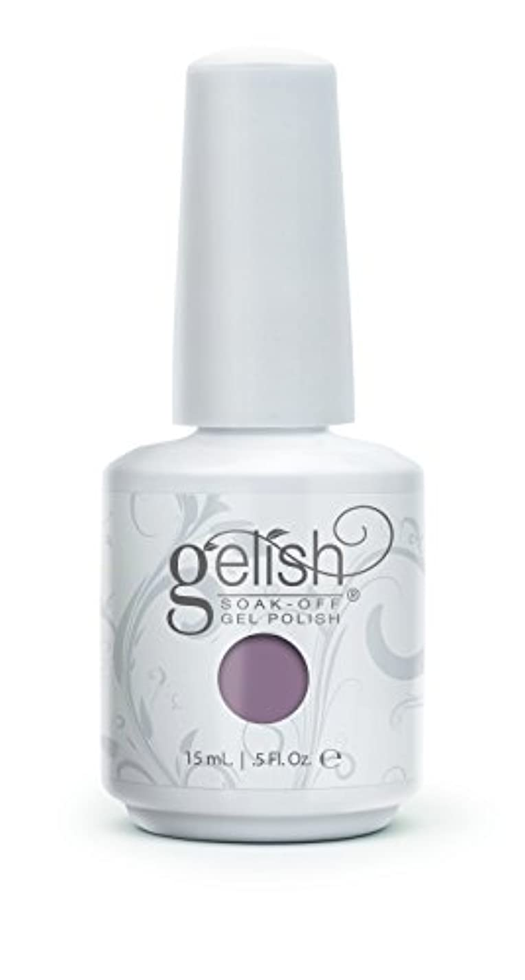 任意バレルランドリーHarmony Gelish Gel Polish - I Or-chid You Not - 0.5oz / 15ml