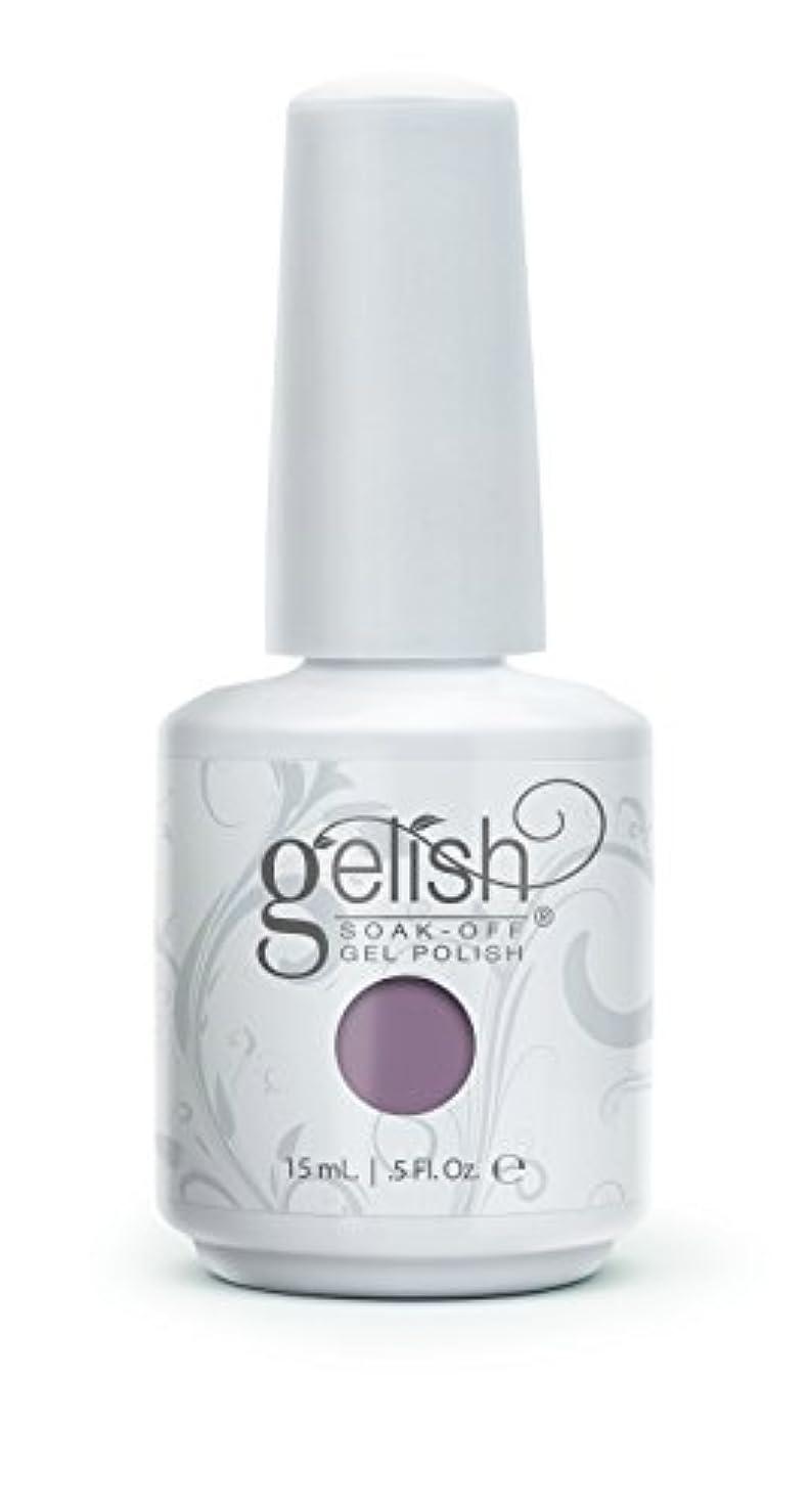 予言する項目賄賂Harmony Gelish Gel Polish - I Or-chid You Not - 0.5oz / 15ml