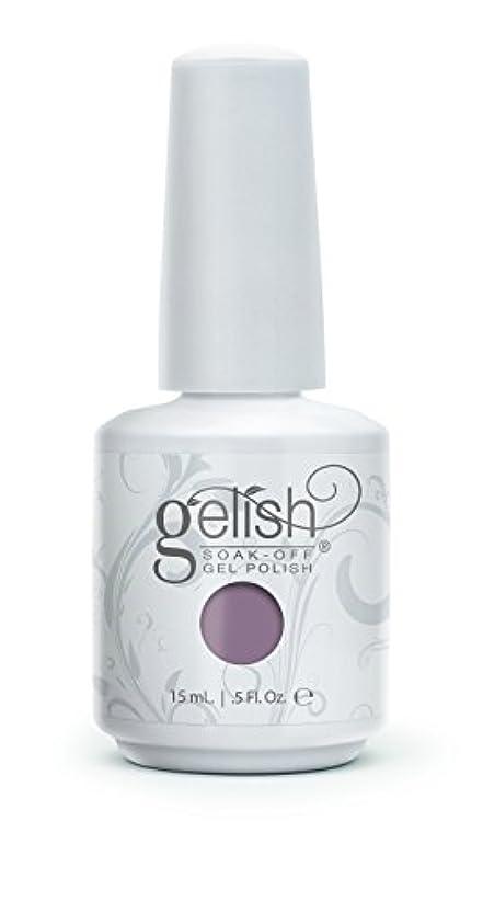 人間溶かす受取人Harmony Gelish Gel Polish - I Or-chid You Not - 0.5oz / 15ml