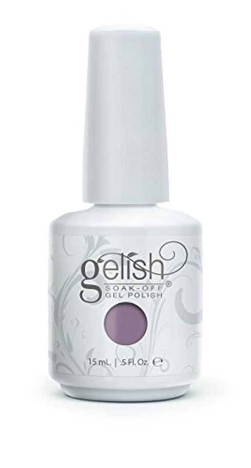 バスト賃金ハチHarmony Gelish Gel Polish - I Or-chid You Not - 0.5oz / 15ml