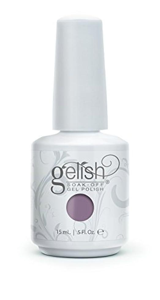 お習慣文化Harmony Gelish Gel Polish - I Or-chid You Not - 0.5oz / 15ml