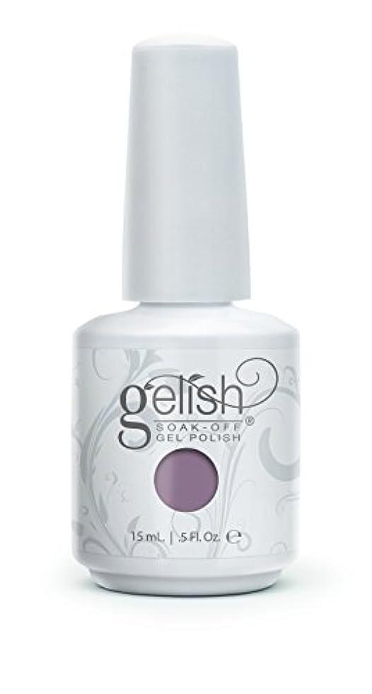 軍隊お香ドラッグHarmony Gelish Gel Polish - I Or-chid You Not - 0.5oz / 15ml