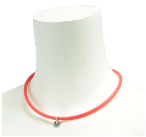 [해외](클리오) CHRIO 목걸이 스포츠 목걸이 알파 링 파이어 레드 41cm (국내 정품)/(Clio) CHRIO Necklace Sports Necklace Alpha Ring Fire Red 41 cm (domestic regular item)