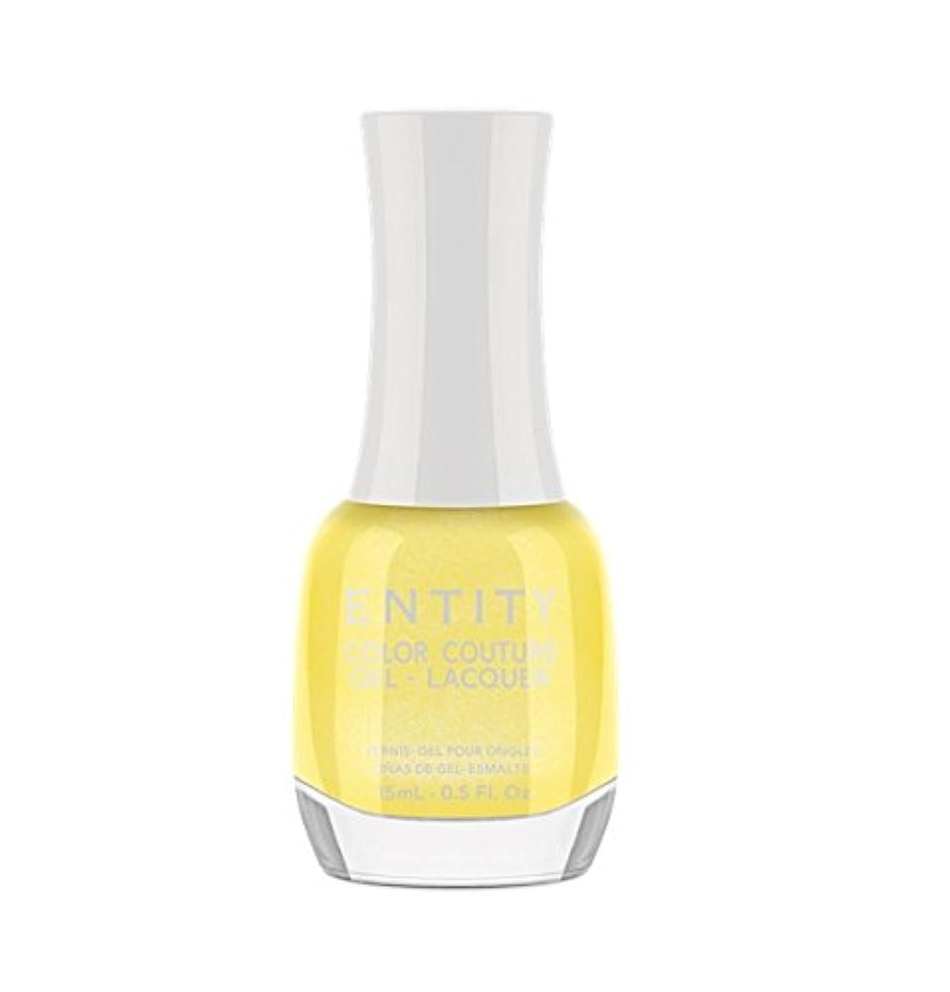 交通渋滞謎保育園Entity Color Couture Gel-Lacquer - Designer Dan-de-lyon - 15 ml/0.5 oz