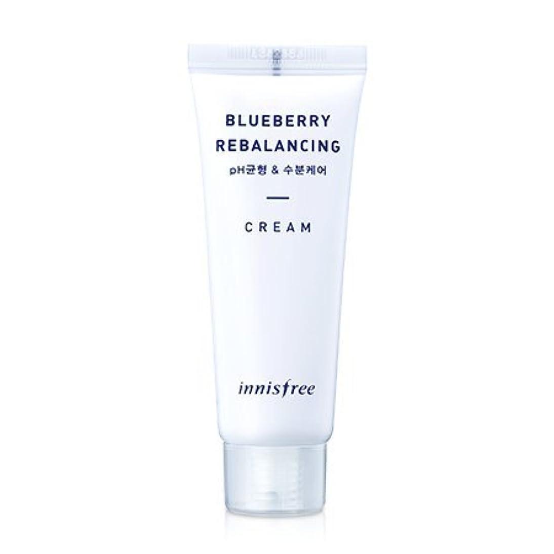 隣接アラスカ赤字[innisfree(イニスフリー)] Super food_ Blueberry rebalancing cream (50ml) スーパーフード_ブルーベリーリベルロンシンクリーム[並行輸入品][海外直送品]